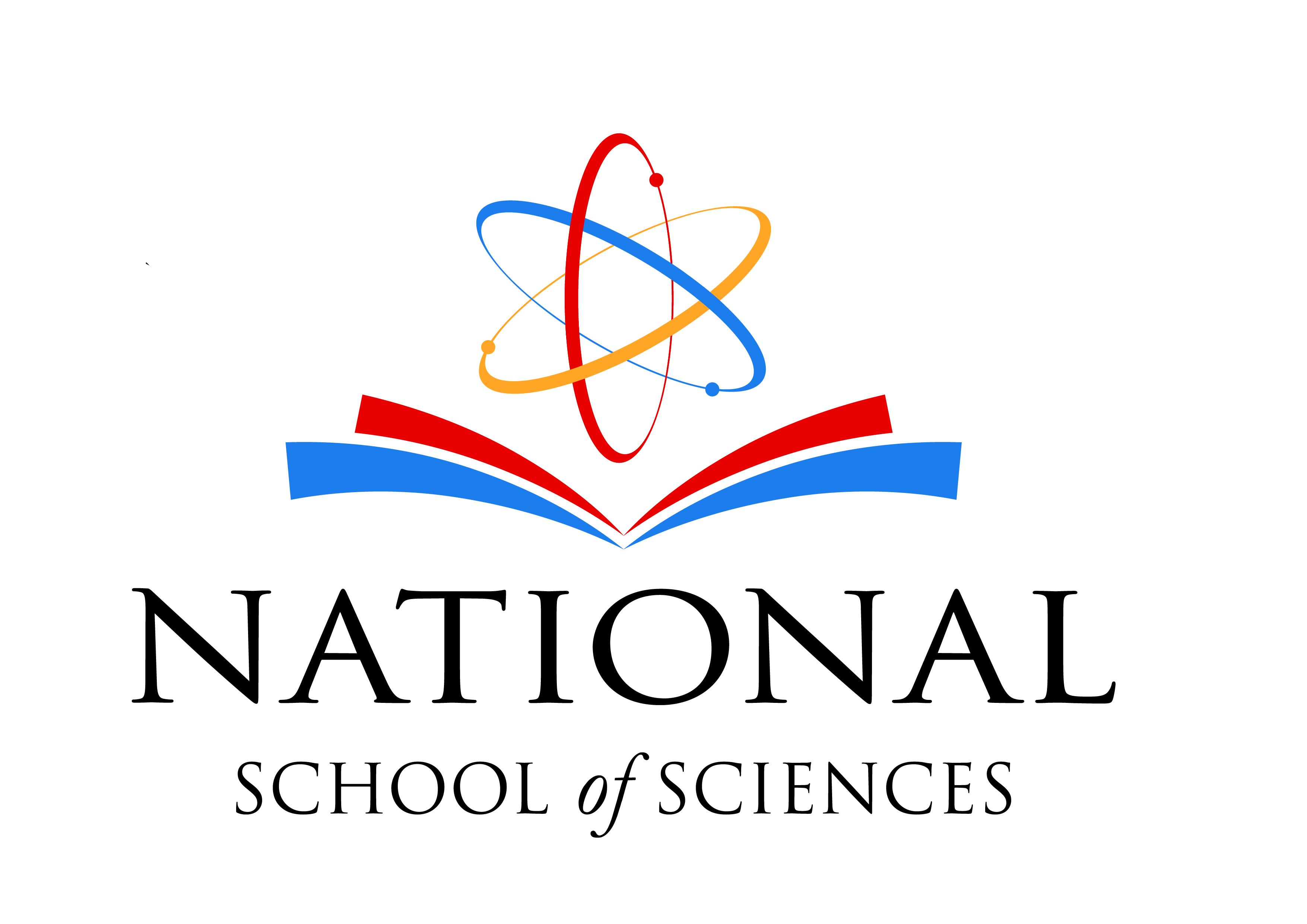 National School of Sciences logo