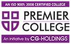Premier College logo